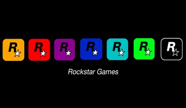 Rockstar Games logotipai  HD wallpaper