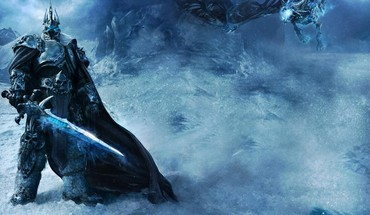 Video žaidimai World of Warcraft Lich King  HD wallpaper