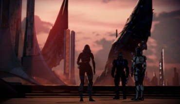 Reapers tali zorah nar Rayya Shepard 2013  HD wallpaper