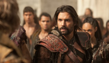 Scene manu bennett spartacus: war of damned HD wallpaper