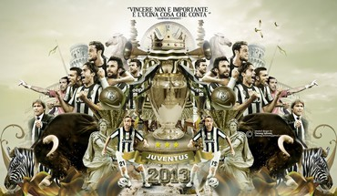 Juventus fc celebration champions football teams HD wallpaper