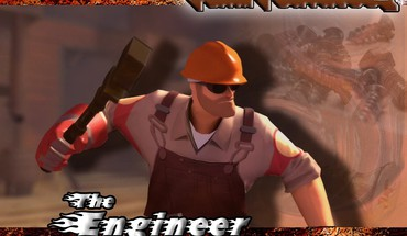Video games engineer tf2 team fortress 2 engineers HD wallpaper