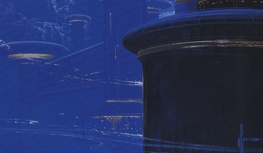 Futuristic artwork syd mead HD wallpaper
