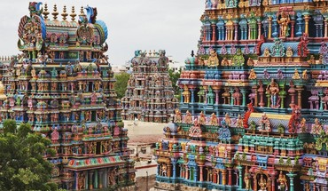Urbains temple inde  HD wallpaper