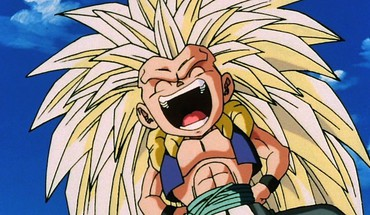 Dragon Ball Z gotenks  HD wallpaper