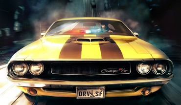 American muscle cars HD wallpaper