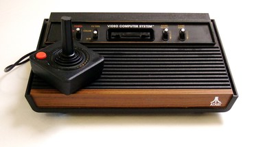Ordinateurs millésime historique console atari Joysticks fond simple  HD wallpaper