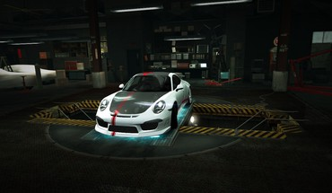 911 world carrera snowflake s garage nfs HD wallpaper
