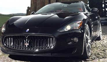 Maserati automobiles cars speed transportation HD wallpaper