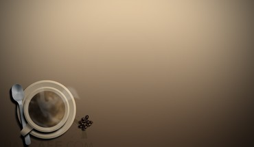 Coffee widescreen HD wallpaper