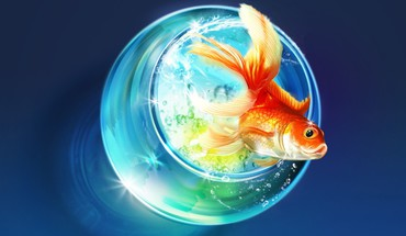 Fish artwork fishes HD wallpaper