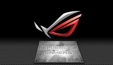 Asus rog Republik Gamer  HD wallpaper