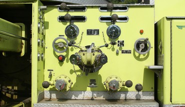 Seagrave pump panel HD wallpaper