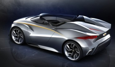 Cars chevrolet ray concept art vehicles roadster chevrole HD wallpaper