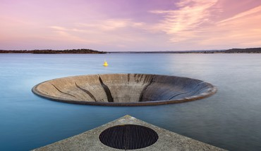 Water national geographic power plants hydro hole HD wallpaper