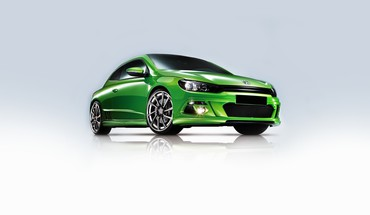 Autos Volkswagen Scirocco abt  HD wallpaper