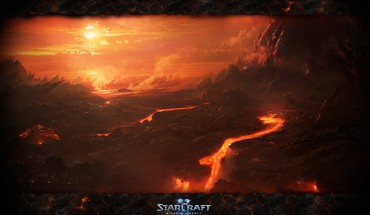 Vaizdo žaidimai Blizzard Entertainment StarCraft II HD wallpaper