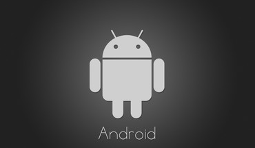 Minimalis android Logos  HD wallpaper