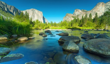 Yosemite nature  HD wallpaper