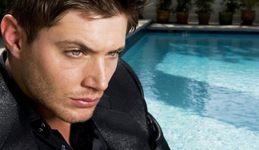Men actors jensen ackles dean winchester faces HD wallpaper