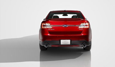Ford rearview taurus HD wallpaper