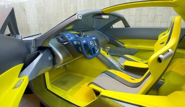 Cars interior nissan concept art 2006 HD wallpaper