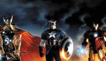 Captain America Kunstwerk bestaunen Fankunst Filme  HD wallpaper