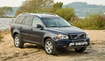 Volvo 4x4 auto HD wallpaper