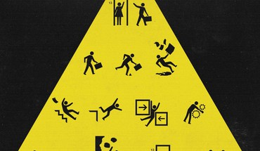 Funny cheating yellow sign HD wallpaper