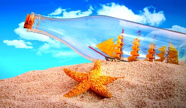 Summer star HD wallpaper