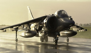 Mer jets Harrier de chasse militaires  HD wallpaper