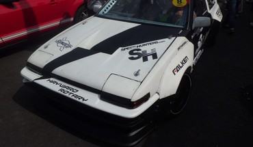 Cars drifting trueno drift gatebil 2012 HD wallpaper