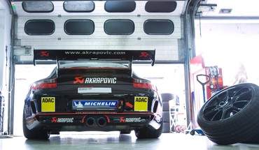 Porsche akrapovic HD wallpaper