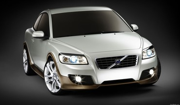 Volvo c30 automotive cars sports HD wallpaper