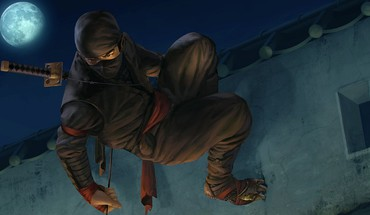 Ninjas fantazija menas  HD wallpaper