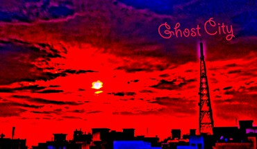 Ghost City  HD wallpaper