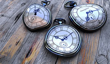 Old clocks HD wallpaper