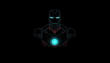 Arc reactor marvel tony stark comics HD wallpaper