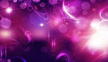 Purple circles HD wallpaper