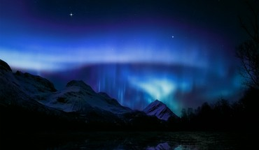 The aurora HD wallpaper