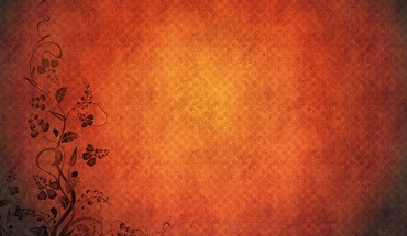 Minimalistic orange patterns simple background textures HD wallpaper