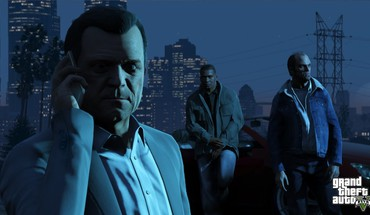 Grand theft auto gta 5 2013 HD wallpaper