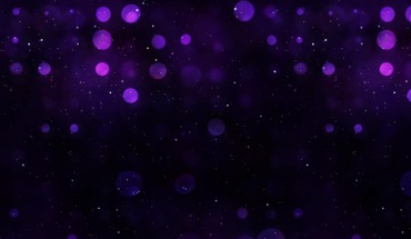 Purple dots HD wallpaper