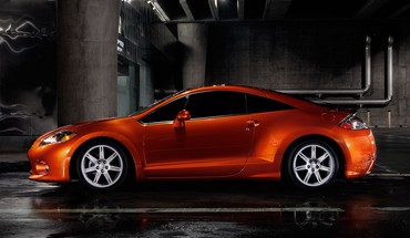 Mitsubishi eclipse vehicles HD wallpaper
