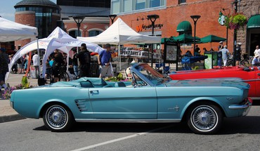 July carshow7 brampton ontario canada HD wallpaper