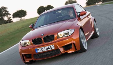 BMW 1 serija m coupe  HD wallpaper