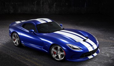Srt viper dodge gts launch edition 2013 HD wallpaper