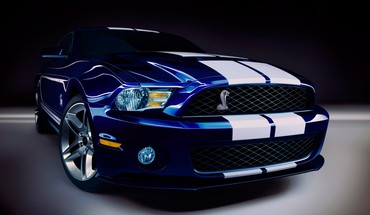 Mustang Shelby GT500  HD wallpaper