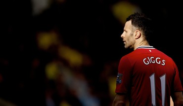 Fußball Manchester United FC Ryan Giggs Premier League  HD wallpaper
