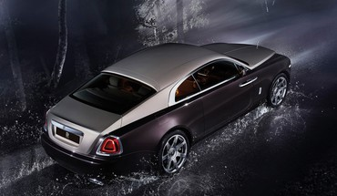 Automobiliai Rolls Royce Wraith  HD wallpaper